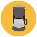 appliances, brew, coffee, home, kitchen, percolator icon