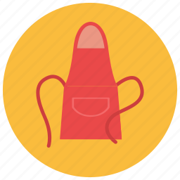 apron, cleanliness, cooking, fabric, home, hygiene, kitchen icon