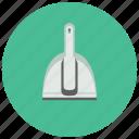 brush, cleaning, dustpan, home, housekeeping, tool
