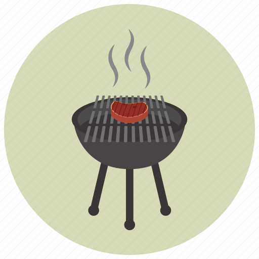appliances, backyard, barbeque, grill, home, outside icon