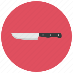 chop, cooking, cut, home, kitchen, knife icon