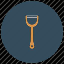 cooking, home, kitchen, peeler, tool icon