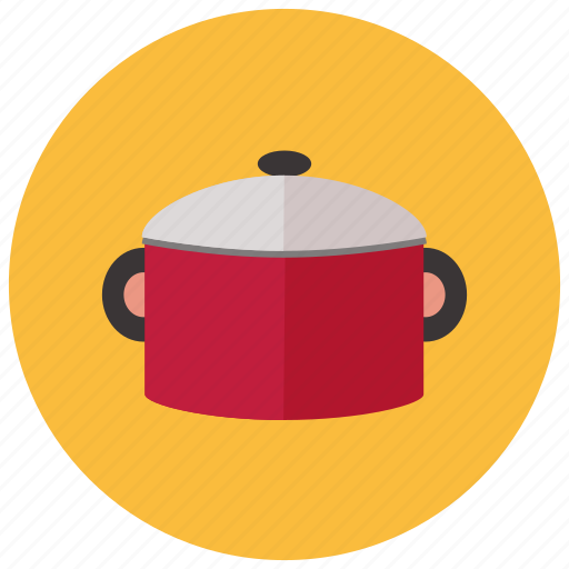 cooking, home, kitchen, lid, pot, tool icon