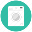 appliances, cleaning, clothes, dryer, home, laundry, washer icon