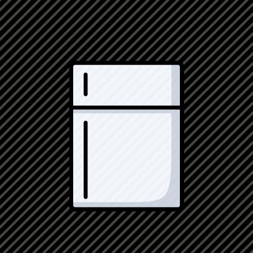 Appliances, freezer, kitchen, refrigerator icon - Download on Iconfinder