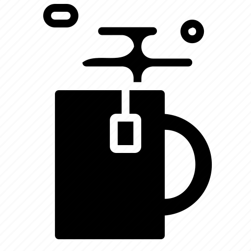 coffee, equipment, kitchen, mug, shaker, tea, tool icon