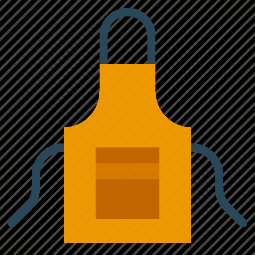 apron, for, kitchen icon