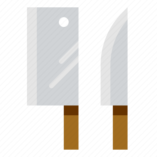 cooking, cutting, kitchen, knifes, slice icon