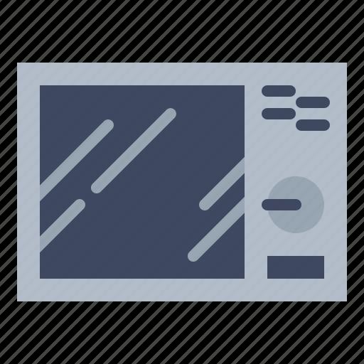 microwave, oven, range icon