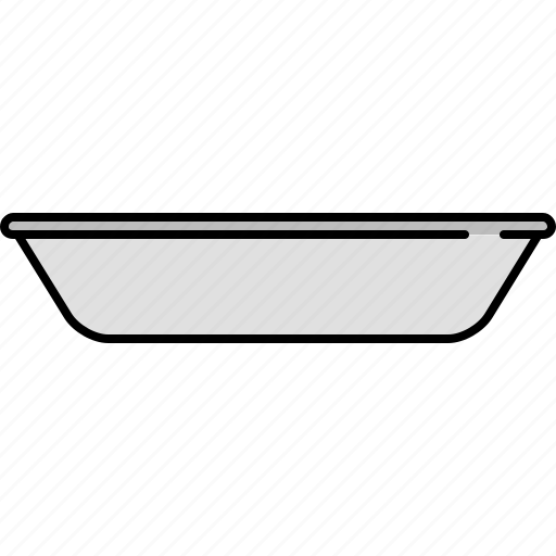 cutlery, eat, food, kitchen, plate icon