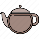 drink, hot, kettle, kitchen, tea, water icon