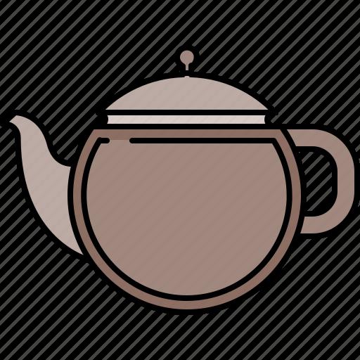 drink, hot, kettle, kitchen, tea, water icon