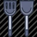 cook, cooking, kitchen, kitchenware, spatula