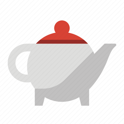 food, kettle, kitchen, pot, tea icon