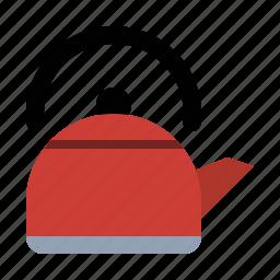 food, kettle, kitchen, tea icon
