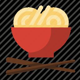food, kitchen, noodles icon