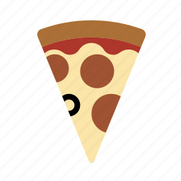 food, kitchen, pizza icon