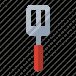 food, kitchen, spatula icon