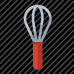 food, kitchen, whisk icon