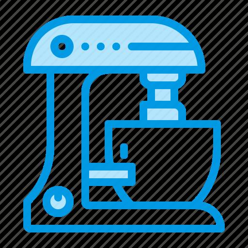 appliance, cooking, kitchen, mixer icon