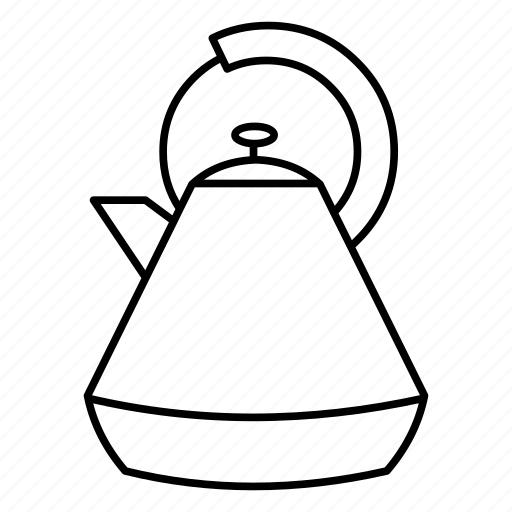 Drink, jug, kettle, kitchen, pot, restaurant icon - Download on Iconfinder