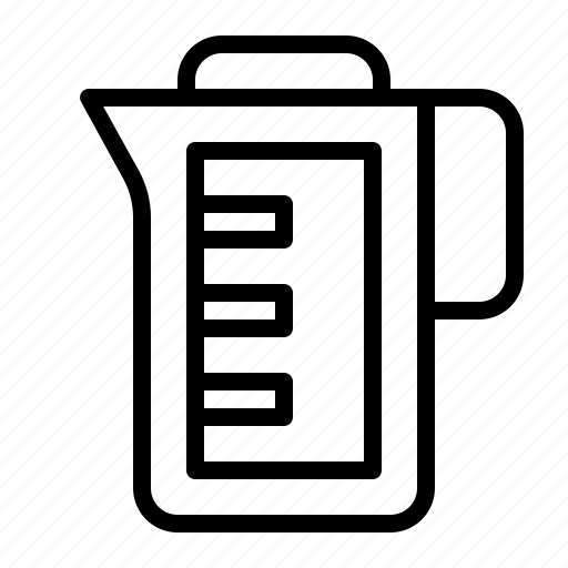 drink, kitchen, teapot, utensil icon