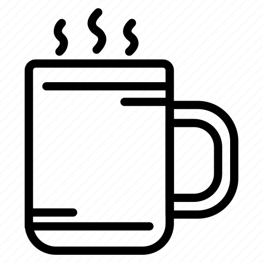 coffee, cup, drink, mug, mug icon icon