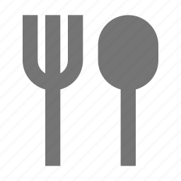 fork, kitchen, spoon, utensil icon