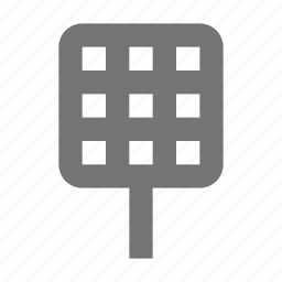 grill, kitchen, rack, utensil icon