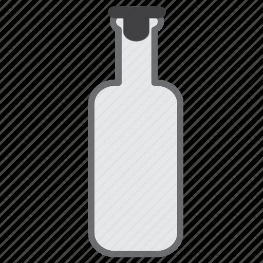 alcohol, beverage, bottle, drink, glass, liquid, white icon