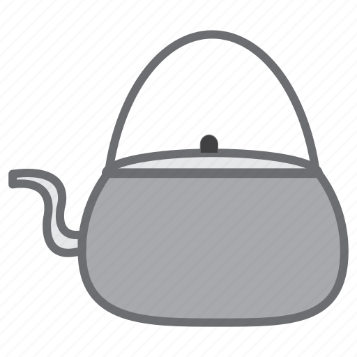 electrik, kettle, kettles, kitchen, steams icon