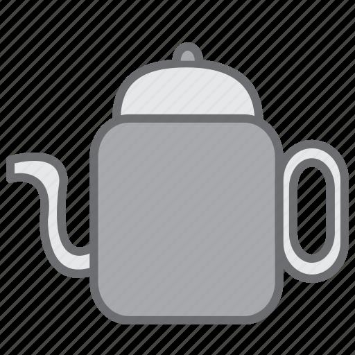 electrik, kettle, kettles, kitchen, steams icon