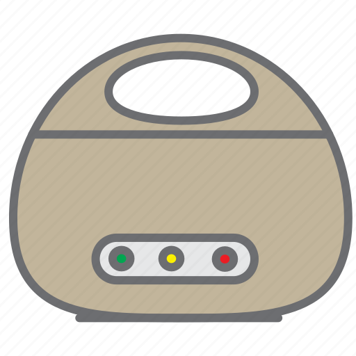 Cooker electric, food, kitchen, kitchenware, pot, rice icon - Download on Iconfinder