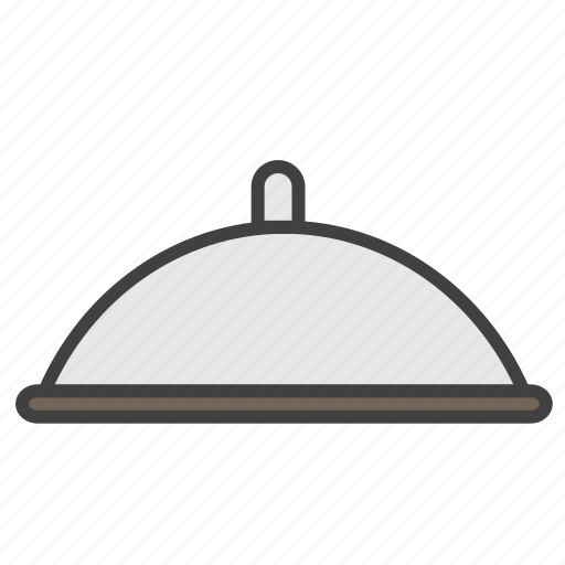 Dinner dish, dishware, plate, restaurant, side, tool icon - Download on Iconfinder