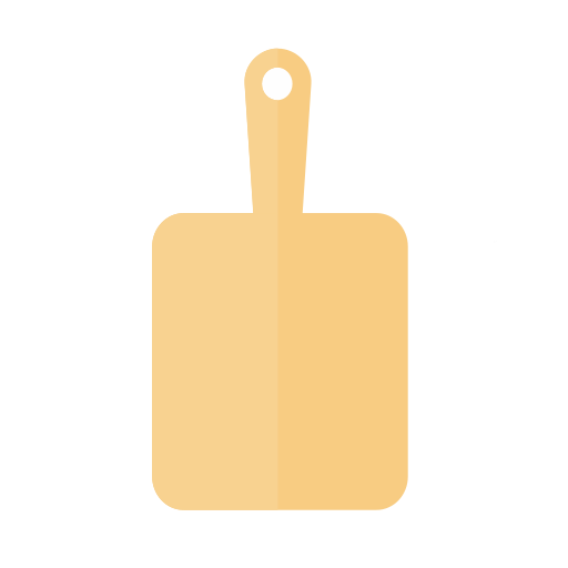 board, cooking, cutting, equipment, food, kitchen, tool icon