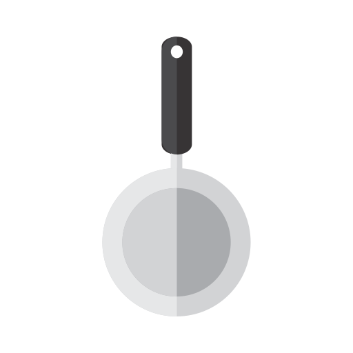 cooking, food, fryingpan, hot, kitchen, meal, restaurant icon