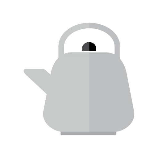 cooking, drink, food, hot, kettle, kitchen, restaurant icon