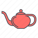 coffee, cup, drink, hot, pot, tea icon