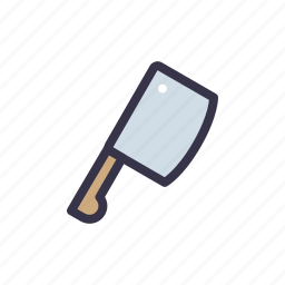 cook, cooking, cut, kitchen, knife, tool, utensil icon