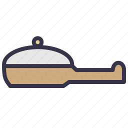 cook, cooking, euipment, fry, frying, kitchen, pan icon