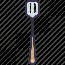 cooking, kitchen, range, spatula, tool, utensil icon