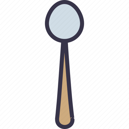 cook, cooking, kitchen, spoon, tool, utensil icon