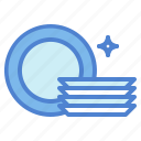 clean, dish, dishes, dishware icon