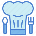 chef, chefs, cooking, hat, kitchen icon