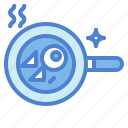 cook, cooking, frying, pan icon