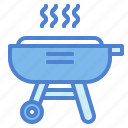 barbecue, bbq, food, grill icon