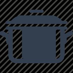 boil, kitchen, pan, tools, utencils icon