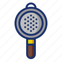 cooking, filter, kitchen, strainer icon