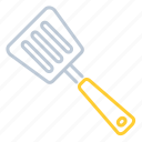 kitchen utensils, spatula, tool, utensil icon