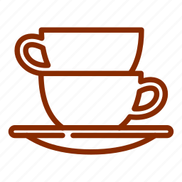 bowls, cups, kitchen, kitchenware, mugs, tea, tools icon